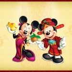 Disney Mickey Lucky Fortune Wallpaper
