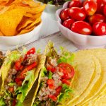 Mexican cuisine, fast food, pita, themed gourmet desktop wallpaper