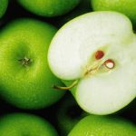 Green apple desktop wallpaper