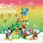Latest Disney Christmas Wallpapers