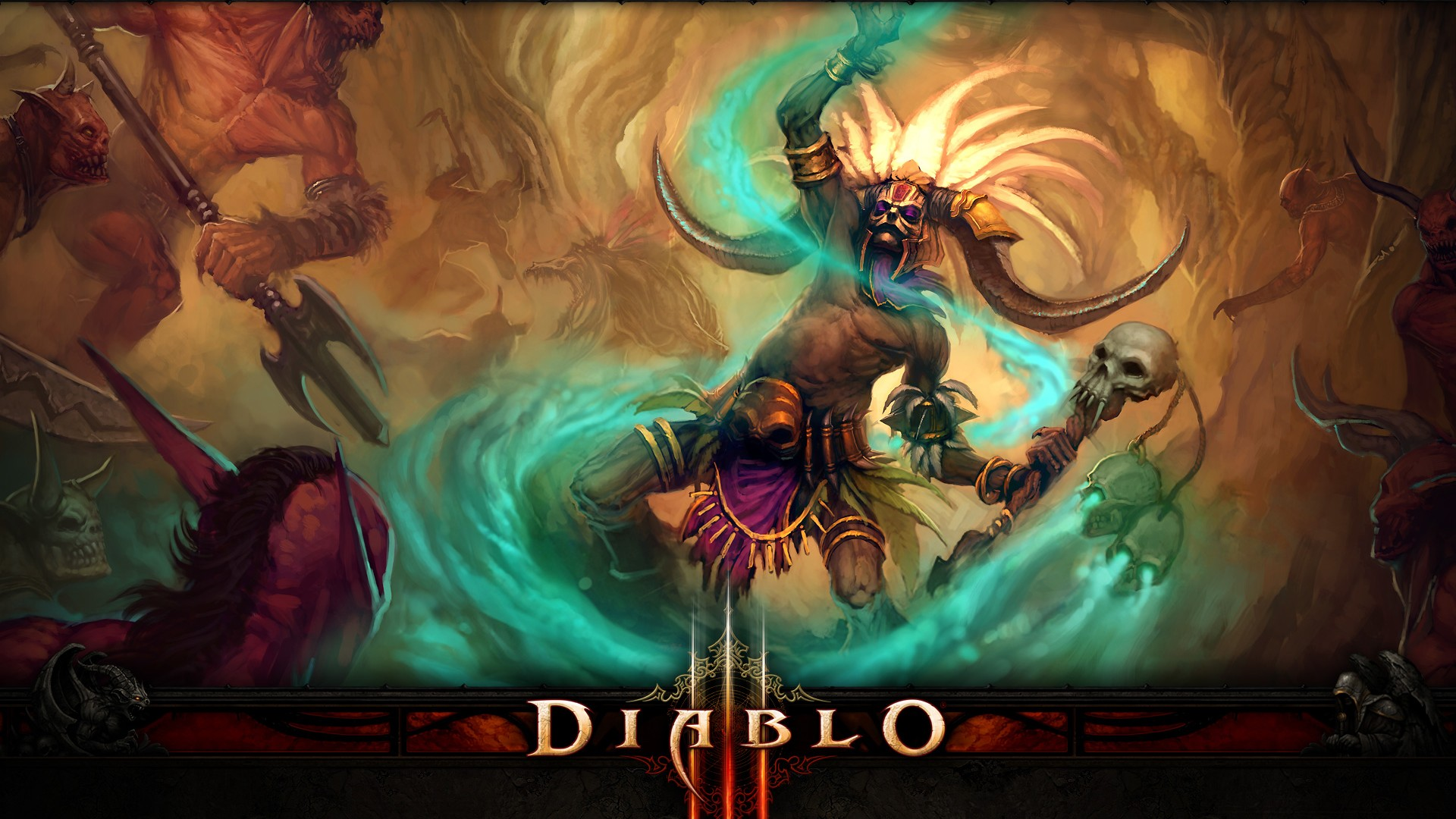 Diablo 3 Wallpaper 8wallpapers
