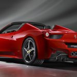 Red sports car wallpaper picture