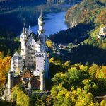 Neuschwanstein Castle, Bavaria, Germany wallpaper