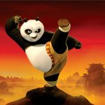 Kung Fu Panda Desktop Background