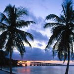 Old Bahia Honda Bridge, Florida Keys wallpaper