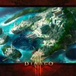 Diablo 3 Map desktop background