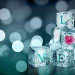 LOVE Frozen Love Desktop Wallpaper