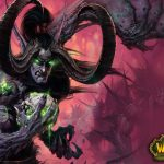 Illidan (Illidan) WoW wallpaper