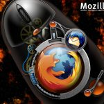Mozilla Firefox browser desktop wallpaper