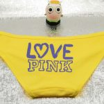 Love picture on panties