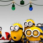 Cute Little Yellow Man HD Wallpaper