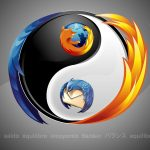 Mozilla Firefox browser hd wallpaper