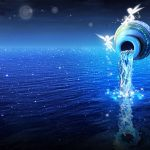 Dreamland starry sea wallpaper