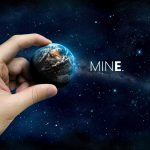 Earth in the hand hd wallpaper