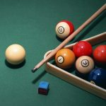 Classic billiard hd wallpaper