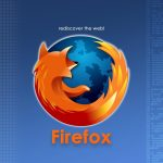 Mozilla Firefox browser wallpaper