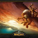 Eagle World of WarCraft wallpaper