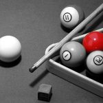 Billiard wallpaper