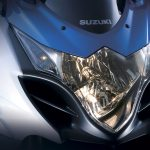 Suzuki motorcycle headlights wallpaper