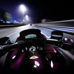 From the driver's seat on a motorcycle hd wallpaper