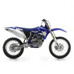 Yamaha 125 motorcycle wallpaper
