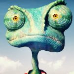 Chameleon Rango hd wallpaper