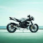 Triumph Street Triple R motorcycle wallpaper
