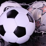 Three balls at the net hd wallpaper