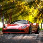 Aston Martin DBC Concept Car HD Wallpaper