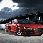 Good-looking Audi HD car wallpaper desktop