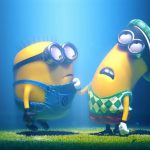 Despicable me yellow beanie wallpaper