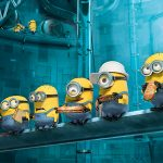 Despicable me 2, small soy beans, food, wallpaper
