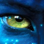 Avatar – the eye desktop wallpaper