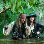 Pirates of the Caribbean (in the swamp) wallpaper