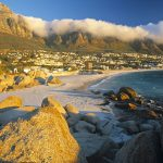 Clifton Bay and Beach, Cape Town, South Africa desktop wallpaper