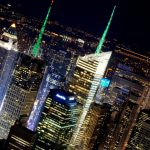 New York City, USA, city night wallpaper