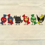 superheroes leaf drawing superheroes sheet figure wallpaper