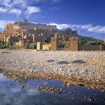 Ait Benhaddou, High Atlas, Morocco wallpaper