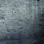 Dried cement wallpaper