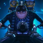 Despicable Me 2, Despicable Dad 2, Motorcycle, Computer Desktop Wallpaper