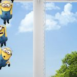 Despicable me 2 little yellow man HD wallpaper download