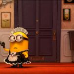 Despicable me 2 cute maid outfit wallpaper