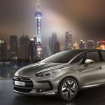 Citroen DS5 desktop wallpaper