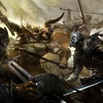 Vikings and the dead wallpaper