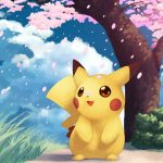 HD Pikachu cute wallpaper