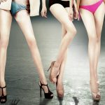 Model phantom slender legs desktop wallpaper