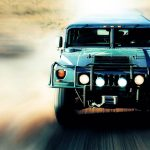 Hummer off-road vehicle HD desktop wallpaper
