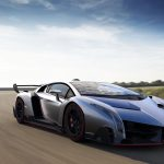 Lamborghini Veneno Cool Sports Car Wallpaper