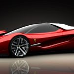 Italy, Ferrari widescreen, car wallpaper