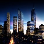 City night HD desktop wallpaper download
